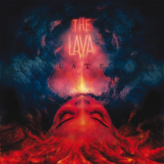 The Lava – White Vinyl Limited Edition