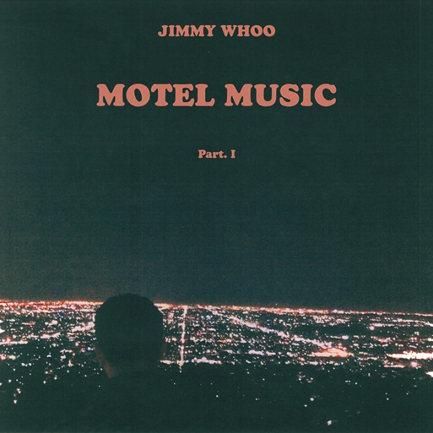 Motel Music – Neon Blue Vinyl